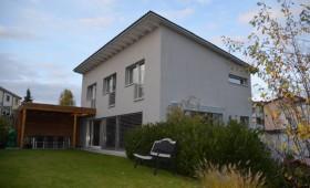 Einfamilienhaus Wünnewil