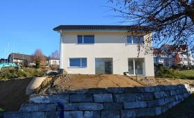Einfamilienhaus Heitenried