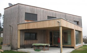 Anbau Einfamilienhaus Belfaux