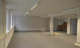 Umbau Büro Fribourg