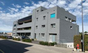 Erweiterung Mehrfamilienhaus Düdingen