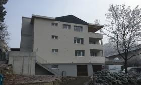 Umbau Mehrfamilienhaus Düdingen