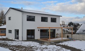 Einfamilienhaus Düdingen
